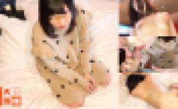 <初生>ほんわかして可愛い真面目系黒髪ショートの学生をハメ撮り!
