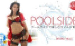 ビバリー ヒルズ – プールサイドで楽しむワイルド青姦 POOLSIDE BEVERLY HILLS