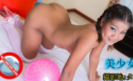 Armmy – Bubble butt Thai teen filled with potent sperm