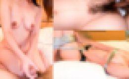 【ガムテ巻き巻き!】スレンダー巨乳お姉さんを固定じゃ!!開放されてからの本気ハメで連続絶頂!!