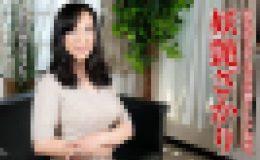 服部圭子 – 全身網タイツで誘う極上熟女