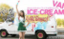 コートニー ジェームス – あなたの大きいアイスも舐めさせて ICE-CREAM VAN COURTNEY JAMES